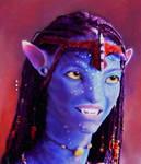 Blue by karracaz