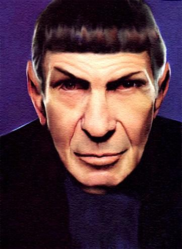 Ambassador Spock 2 by karracaz