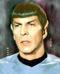 Spock Deadly Years
