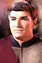 Romulan commander by karracaz
