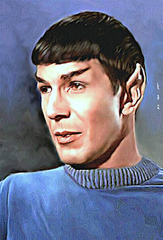 Spock - The Cage
