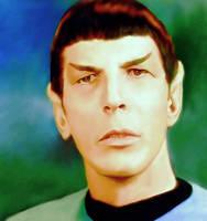 Amok Spock by karracaz