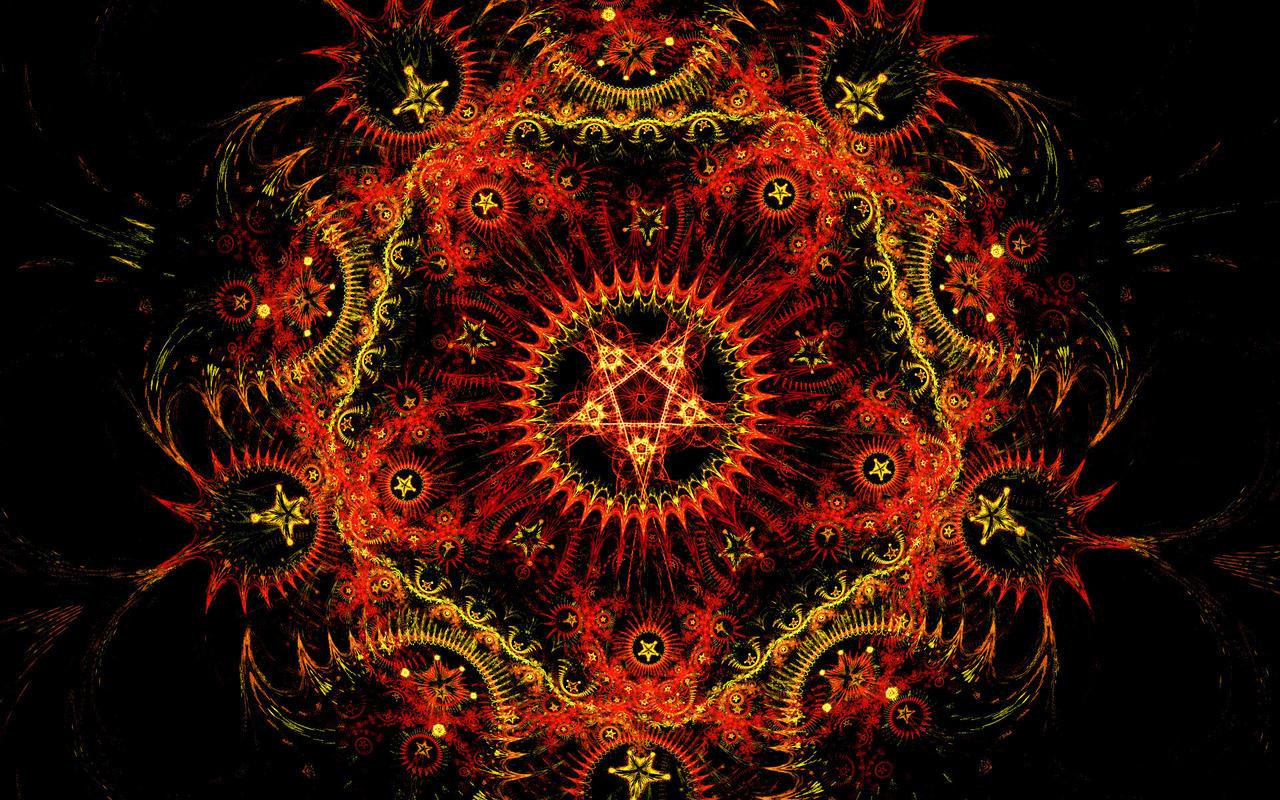 Ancient Demon Summoning Symbols