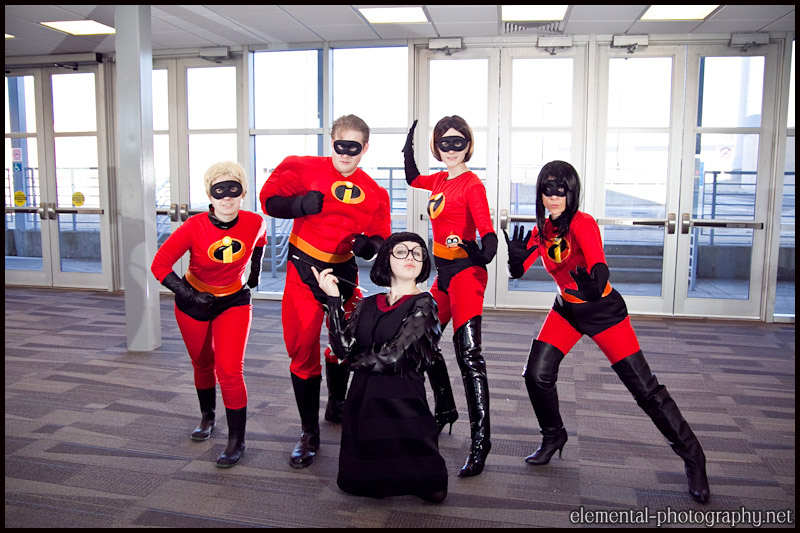The Incredibles And Edna 2 By Eatsleepbroadway On Deviantart