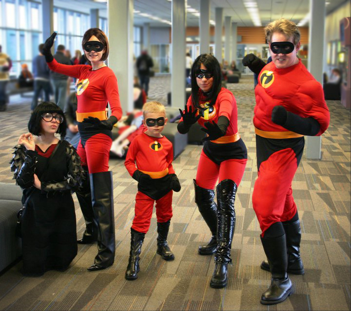 The Incredibles And Edna 3 By Eatsleepbroadway On Deviantart