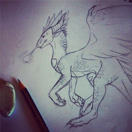 Ness sketch by ar-ca9