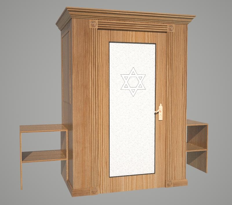 Exceptionnel Torah Cabinet Render By F700es On Deviantart