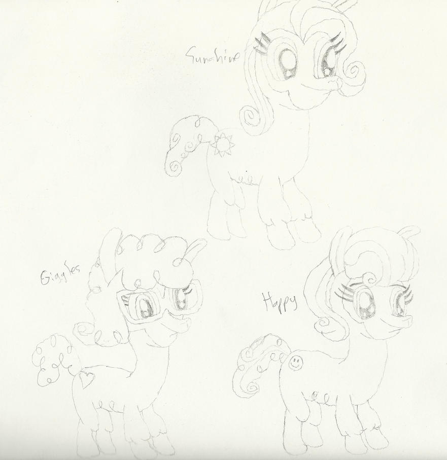 The Unbelievably Sweet Alpacas Sketches by weirdnwild91