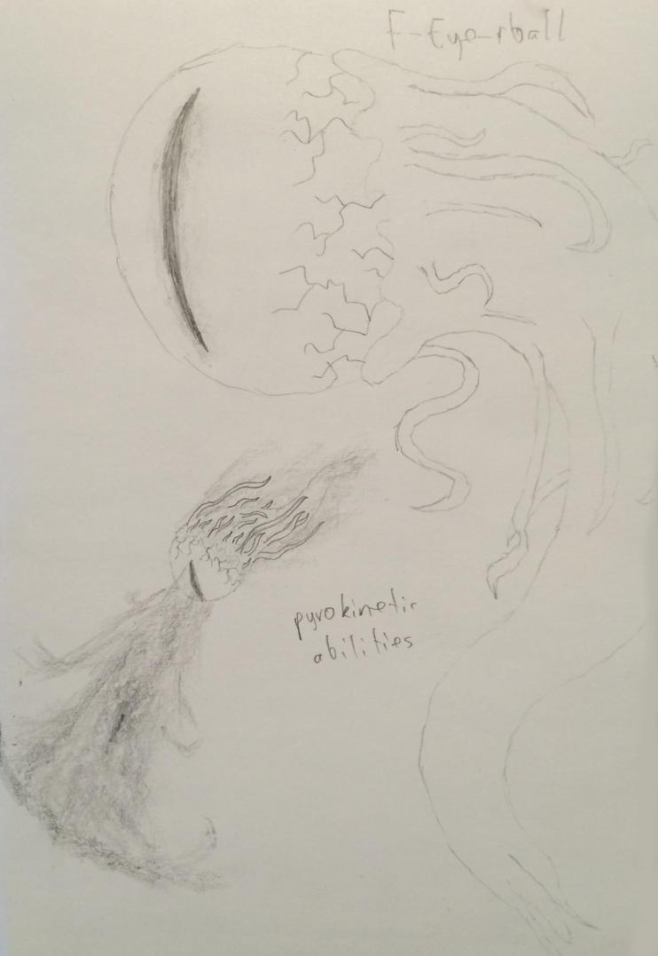 F-eye-rball by weirdnwild91
