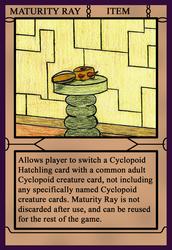 Card Warfare - Maturity Ray