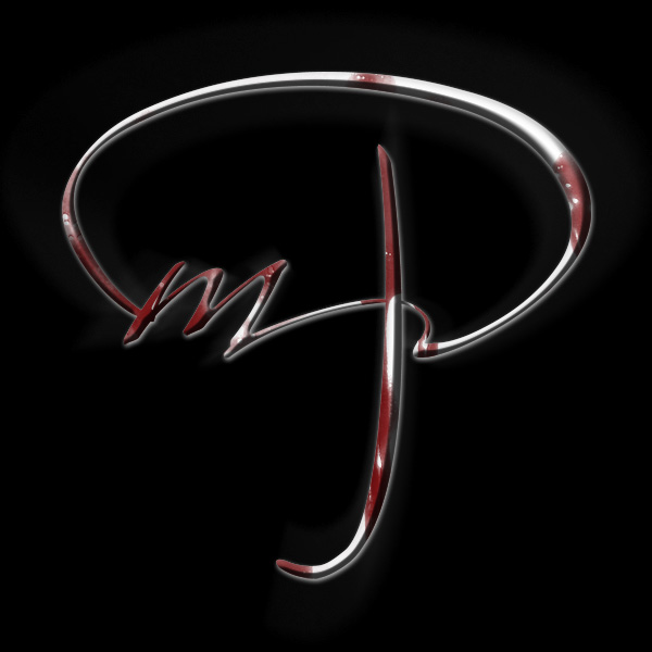 P Name Wallpaper MP Logo by KRaGG-prese...