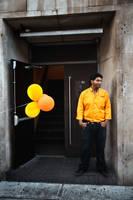 479- orange by kalemkar