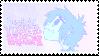 Pastel Plastic Beach Stamp (F2U) by WolfyEmmerichXII