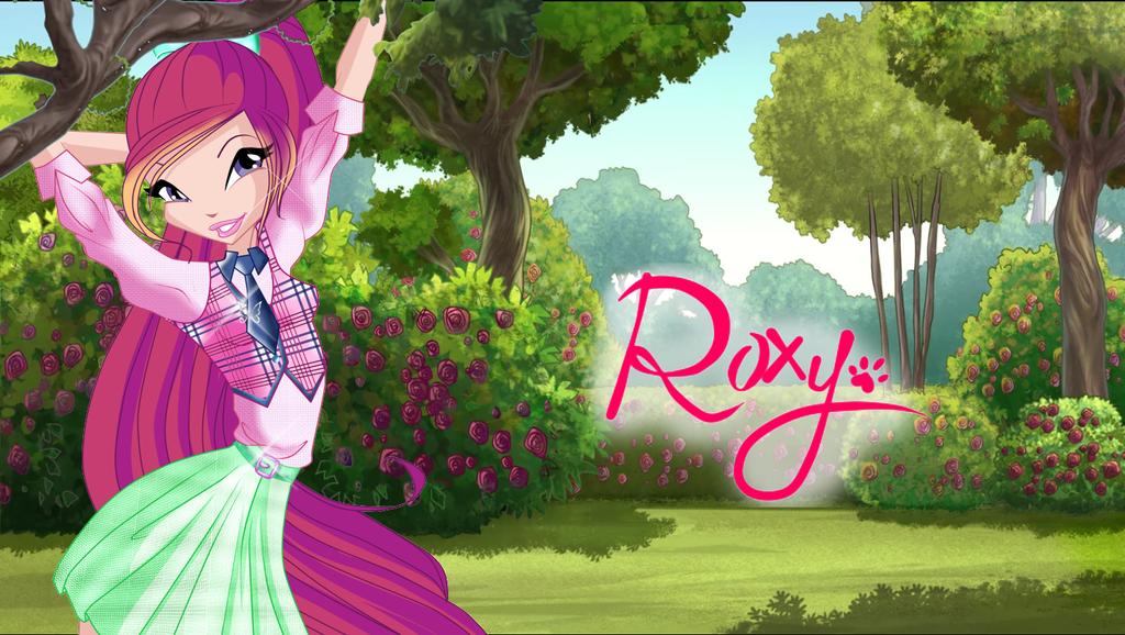 Roxy uniform by LuisFrelis