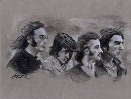 Beatles by AaronRichardson