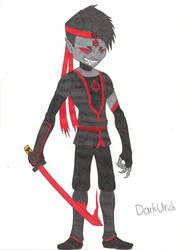 Dark Ulrich by demongirl99