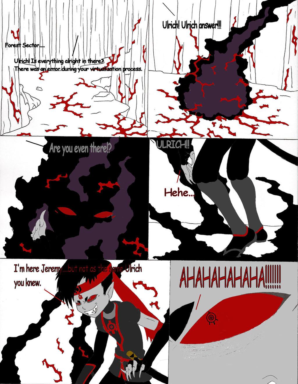 Xana Infection pg 8 by demongirl99 on DeviantArt