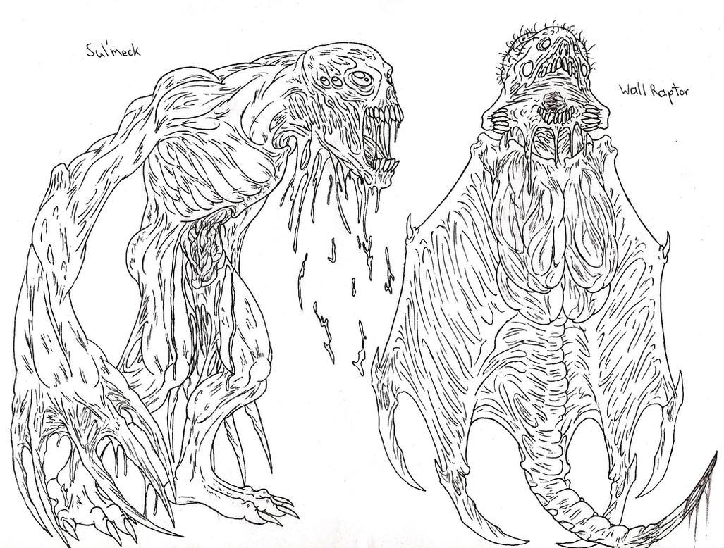 Demon Spawn 8 by demongirl99