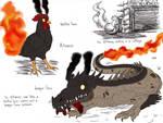 Eldritch Creatures 101 Part 7