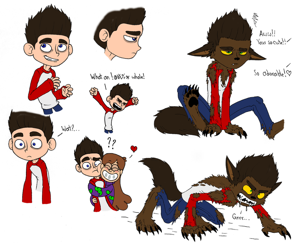Norman And Coraline Kiss: Norman Doodles By Demongirl99 On DeviantArt