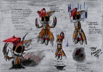 CREEPYPASTA - Sketch 2 - TAILS DOLL