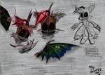 CREEPYPASTA - Sketch 3 - TAILS DOLL