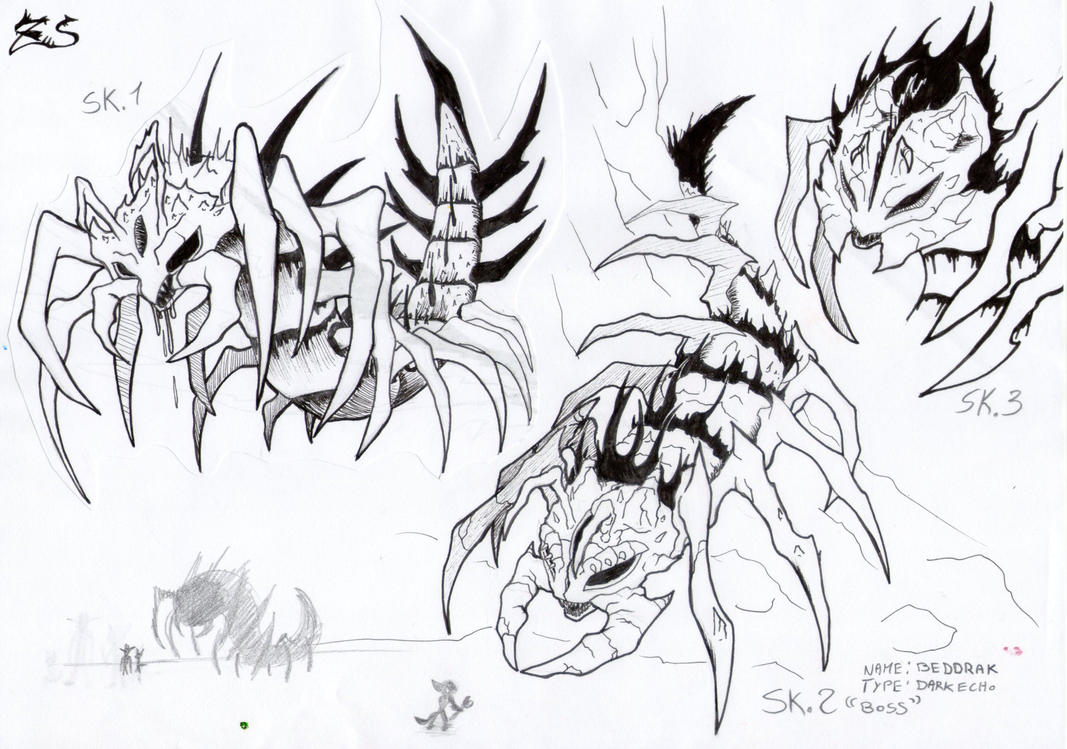 Ratchet E Jak - Sketch - Beddrak The Boss by x723