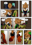 SONIC OC - commissoned - TRANSFORMATION Page 1 by ZaxsSouven