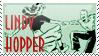Lindy Hop Stamp by missjesswinkwink