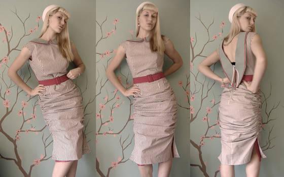 VVD Dress - In Progress