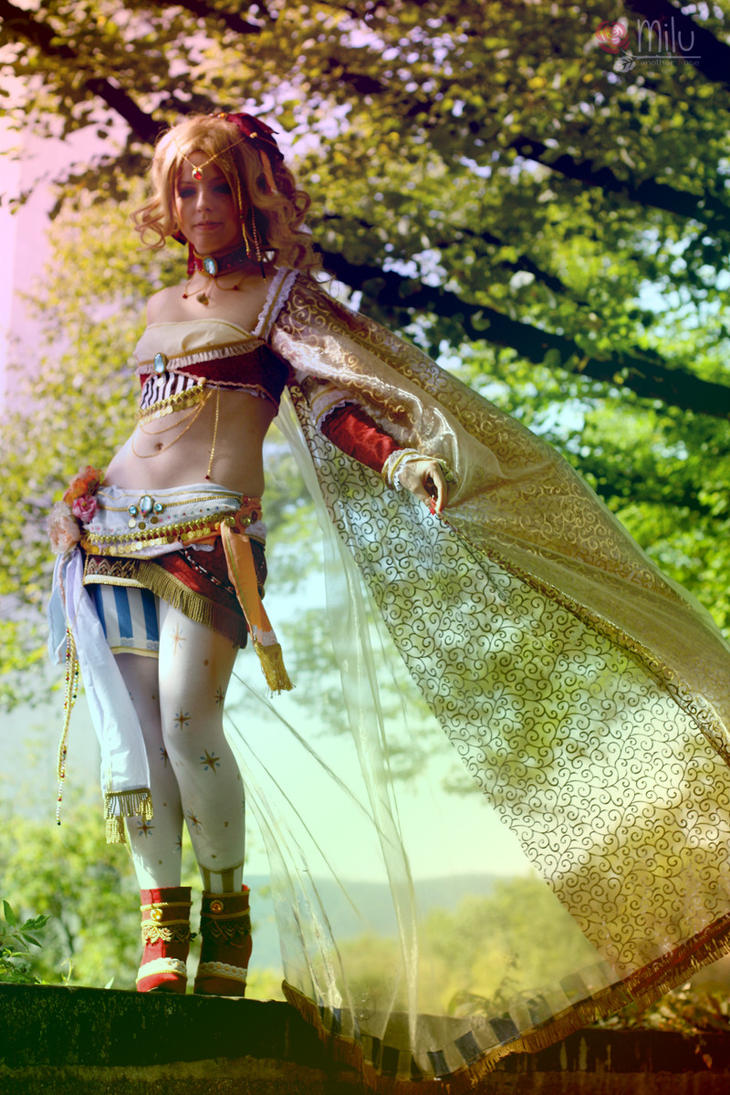 FFVI - Earth and Sky by Another-Rose