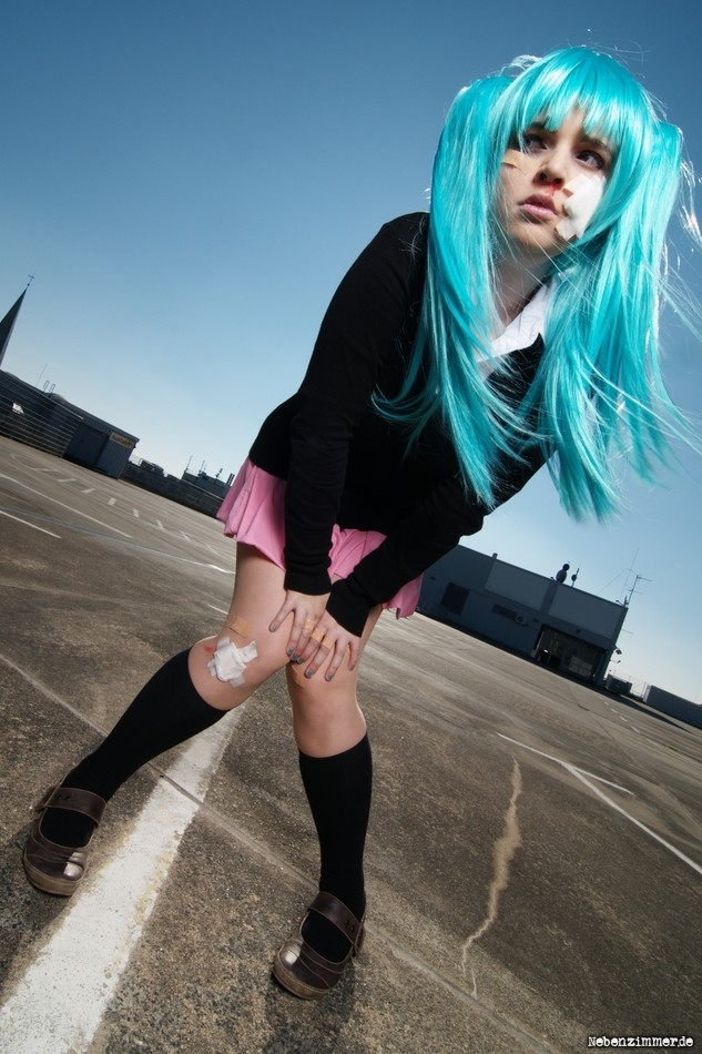 Vocaloid - No problem by Another-Rose