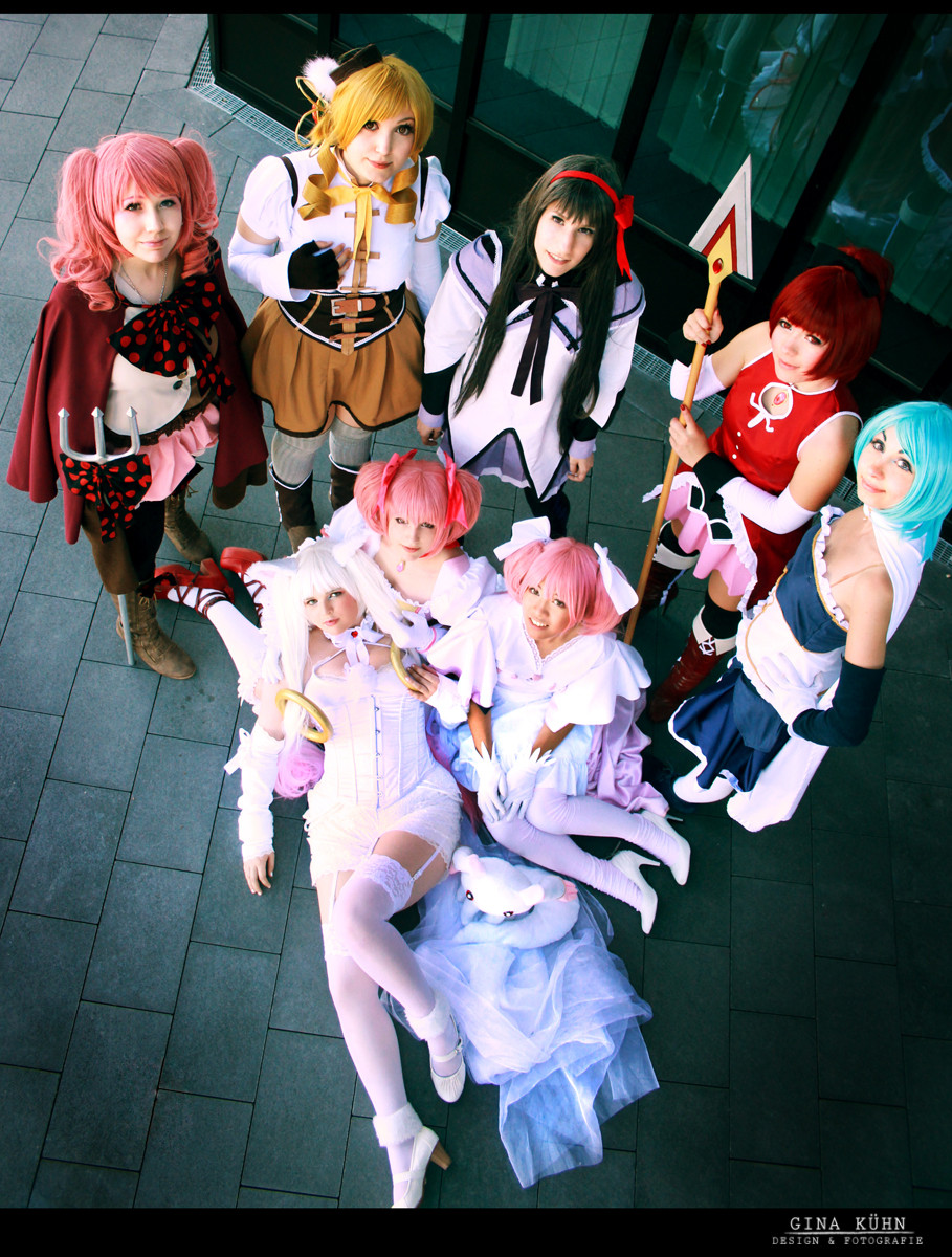 Madoka Magica - Everything we wish for by Another-Rose