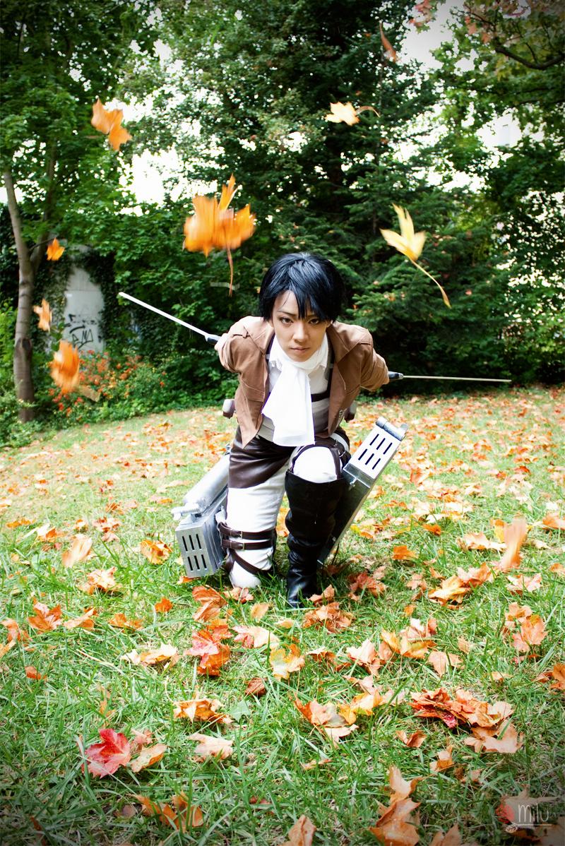 Shingeki no Kyojin - Ready by Another-Rose