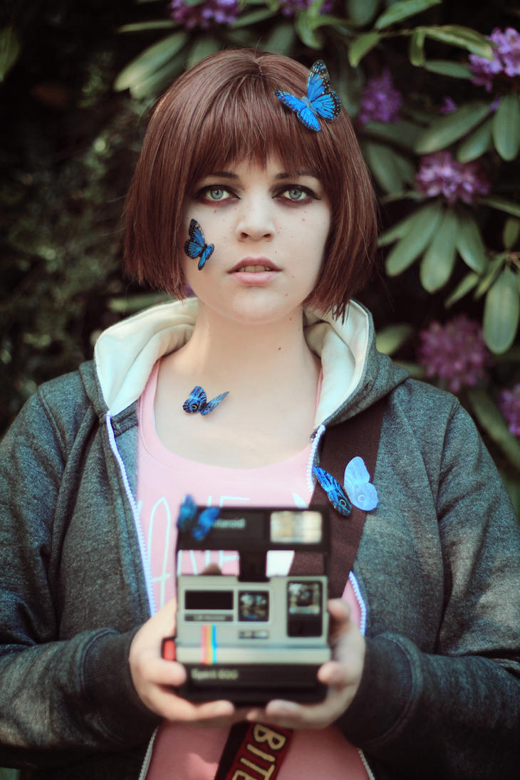 Life is strange - Butterfly Effect by Another-Rose