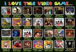 I Love This Video Game  Meme - Fermin-Tenava by Fermin-Tenava