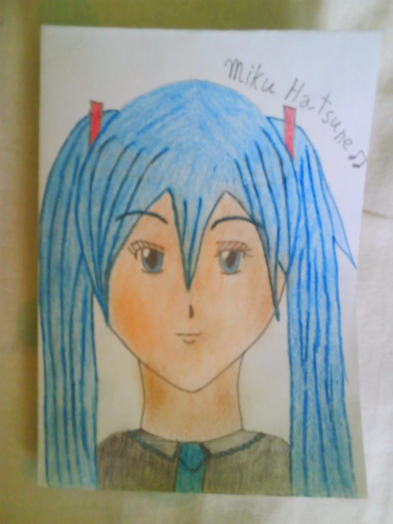 how to draw hatsune miku dragoart