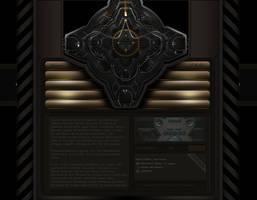 Dark Fiction by Zeronix by Ruhrpott
