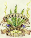 smoke weed and die