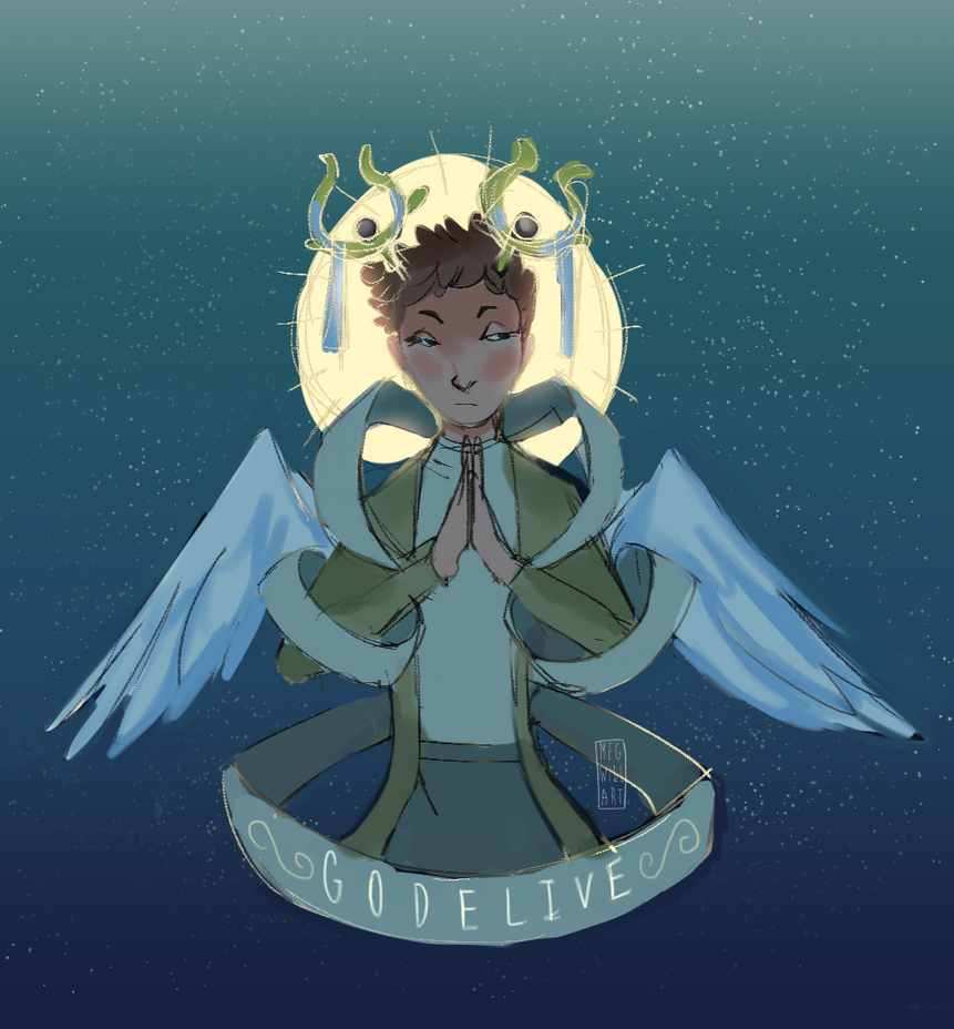 Godelive by Bearful