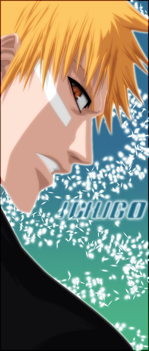 Ichigo collab. stfun by doubou34