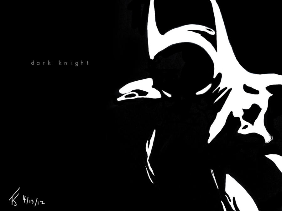 Dark Knight Pumpkin Stencils