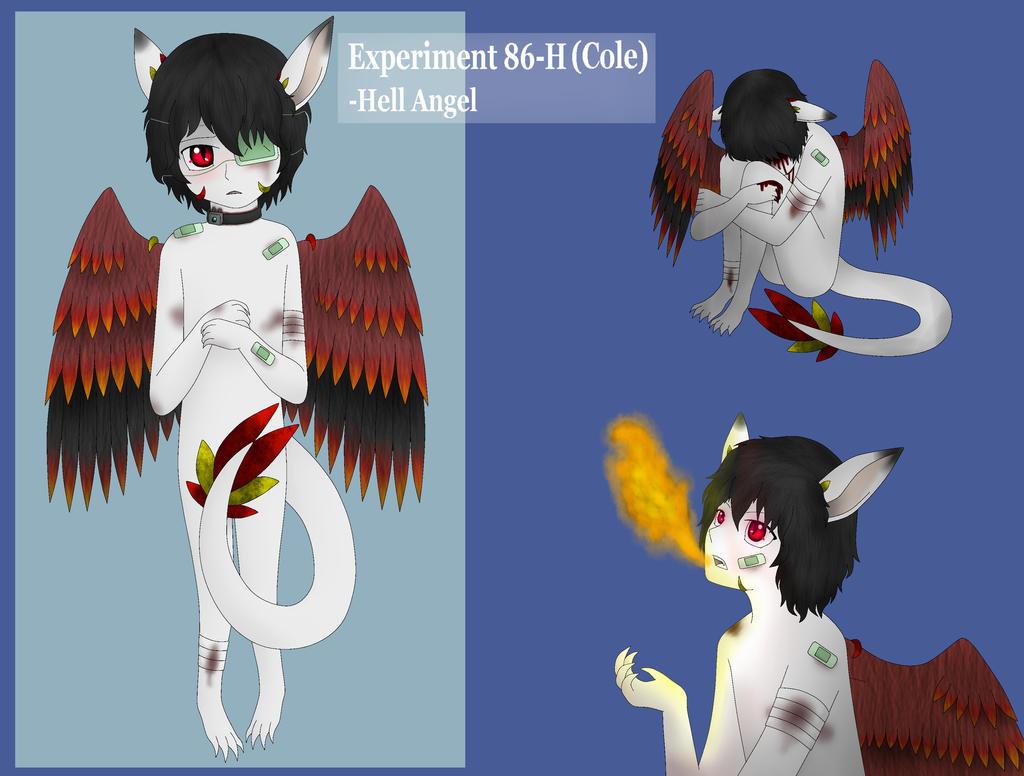 Cole Ref (old) by AngeI-Spirit