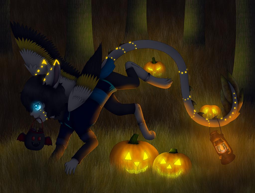 Pumpkins by AngeI-Spirit