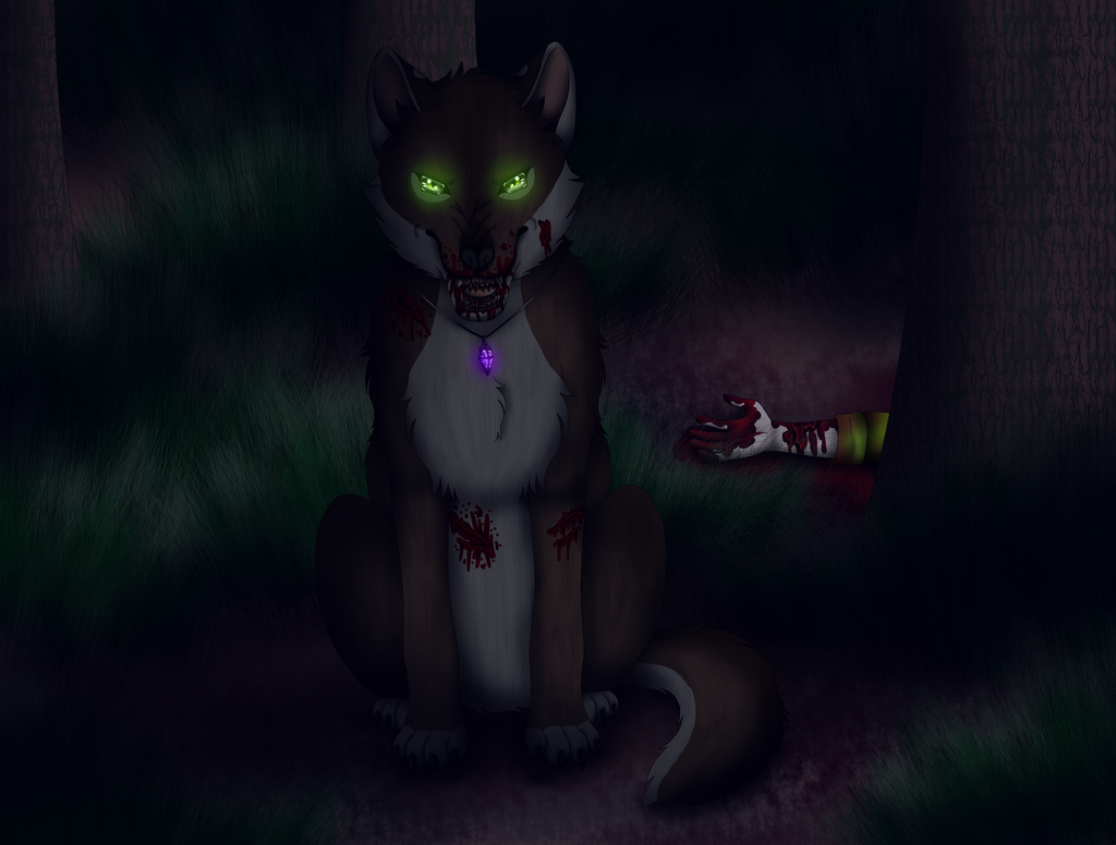 Monster by AngeI-Spirit