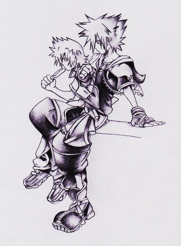 Kingdom Hearts II Final Mix by margarethere