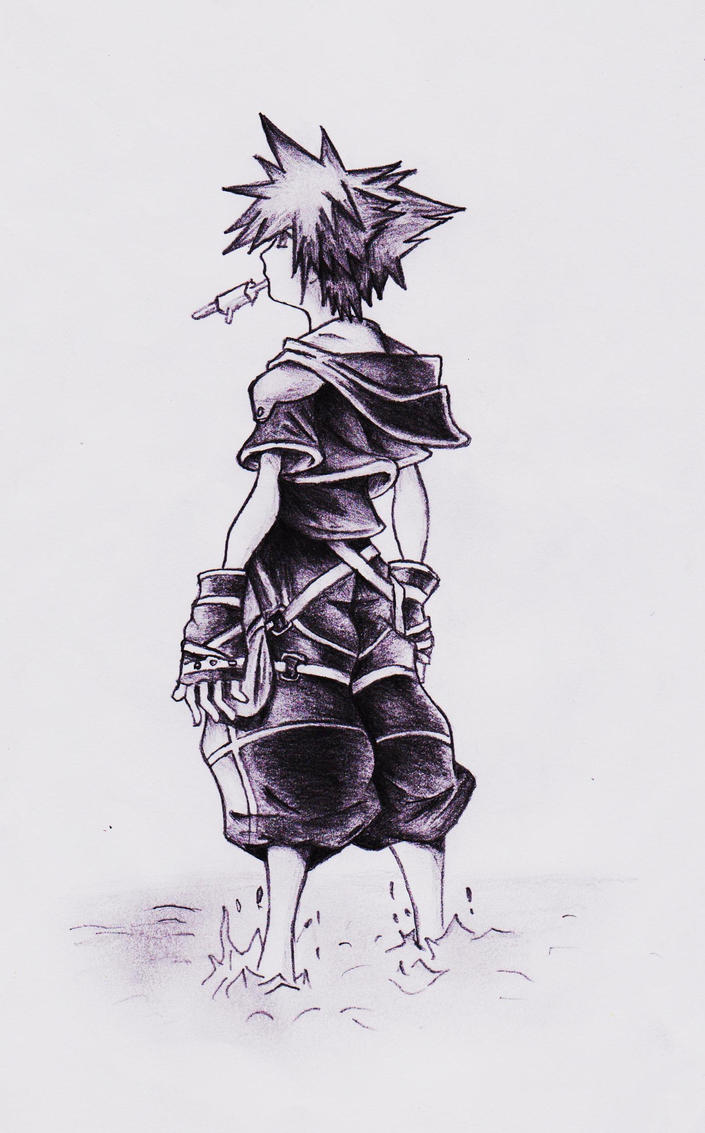 Sora by margarethere