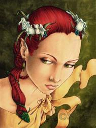 Green Eyes by VKart