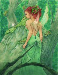 Bosque de esmeraldas by VKart
