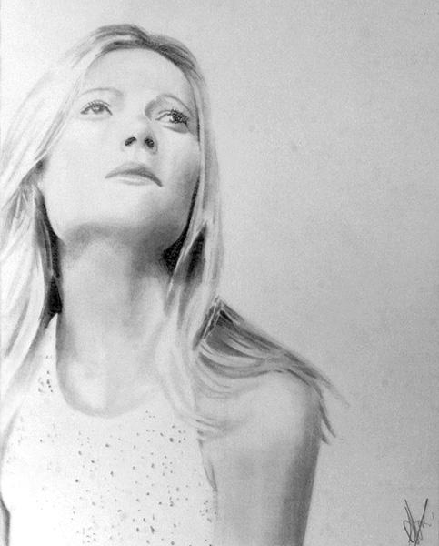 Gwyneth Paltrow by danUK86